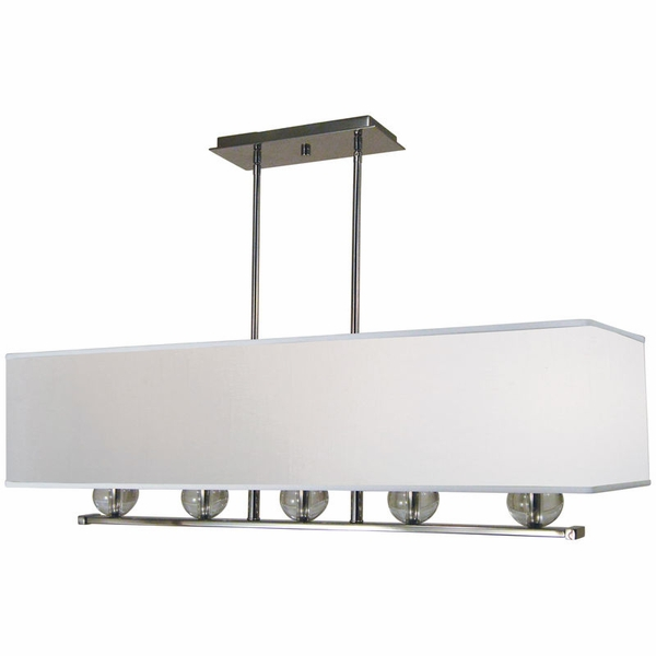 4995 Framburg Glamour 5 Light Chandelie