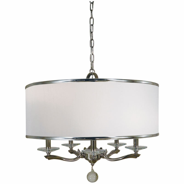 4996 Framburg Glamour 5 Light Chandelie