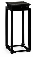 500026-LBG Jonathan Charles Fine Furniture JC Modern - Indochine Black Gloss Console Table