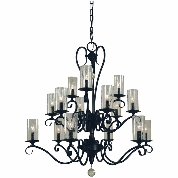 5027 Framburg Ilsa 15 Light Chandelier