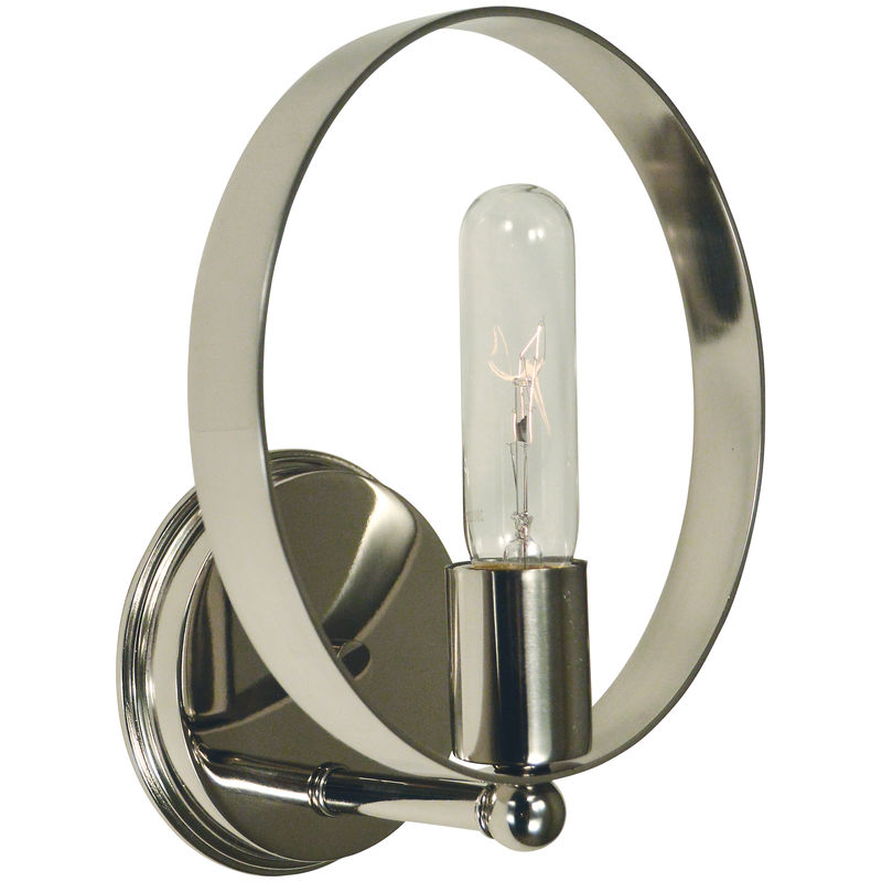 5061 Framburg Copernicus 1 Light Bath and Sconce
