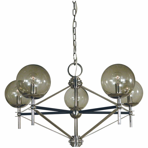 5065 Framburg Calista 5 Light Chandelier
