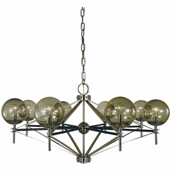 5068 Framburg Calista 8 Light Chandelier