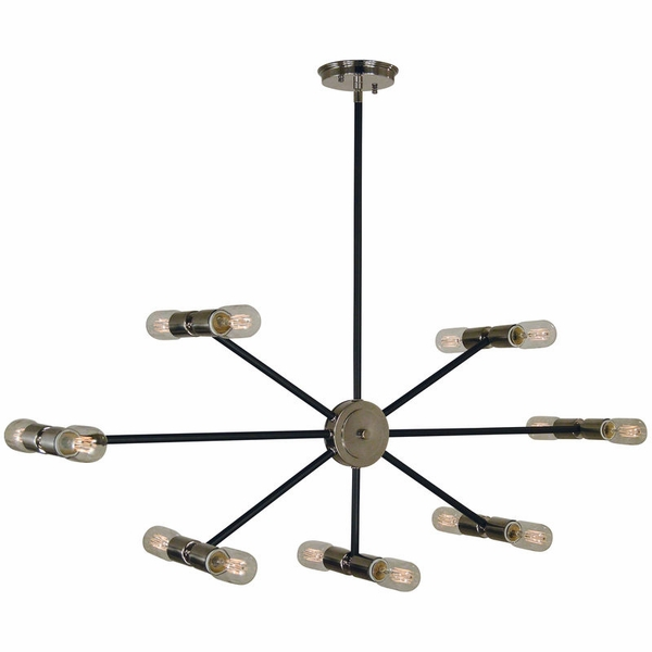 5088 Framburg Nebula 14 Light Chandelier