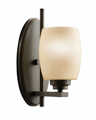 5096OZ Builder Contemporary Eileen Wall Sconce 1Lt (olde bronze)