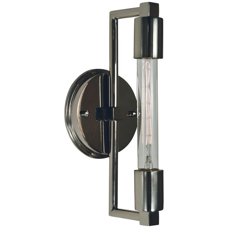 5111 Framburg Focal 1 Light Bath and Sconce