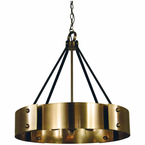 5298 Framburg Lasalle 8 Light Dining Chandelier