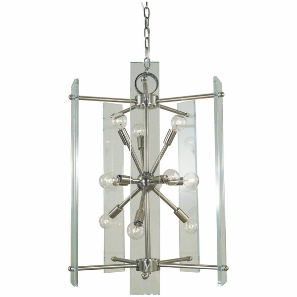 5300 Framburg Metrocraft 11 Light Dining Chandelier