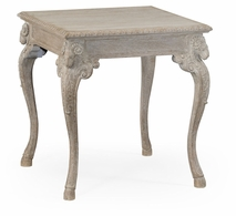 530071-WHO Jonathan Charles Fine Furniture William Yeoward Collected - Country House Chic Tarporley White Oak Table