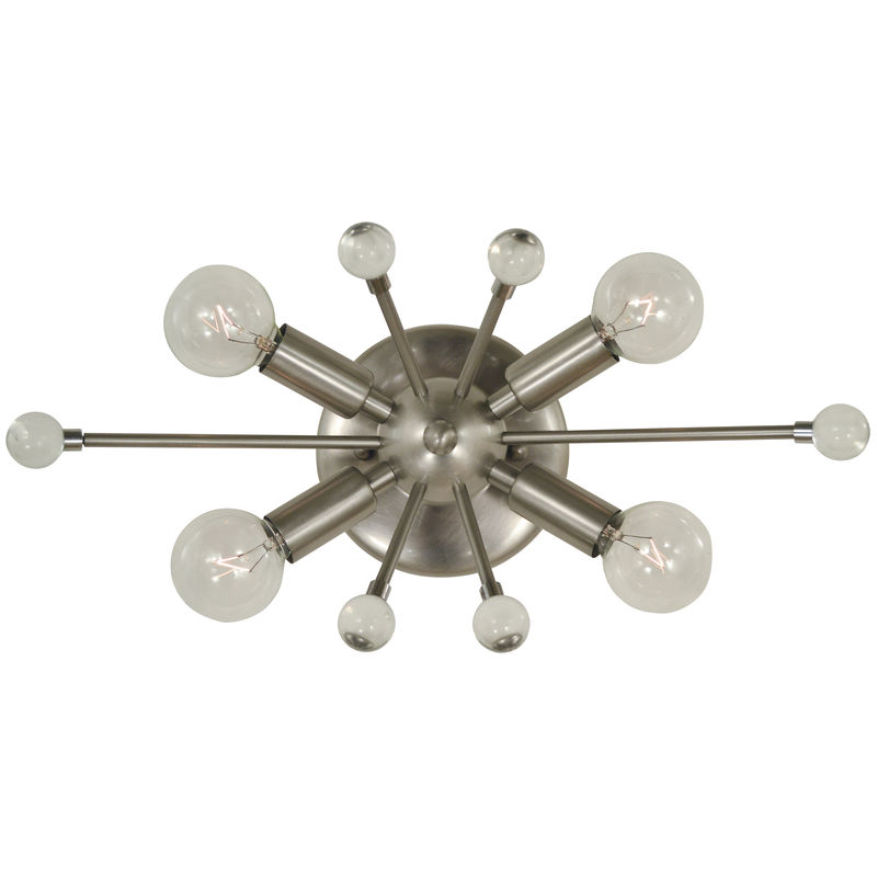 5322 Framburg Supernova 4 Light Bath and Sconce