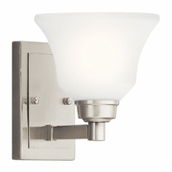 5388NI Kichler Transitional Wall Bracket Wall Sconce 1Lt