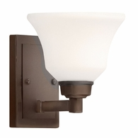 5388OZ Kichler Transitional Wall Bracket Wall Sconce 1Lt