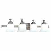 5504 Hudson Valley Wilton 4 Light Bath Bracket