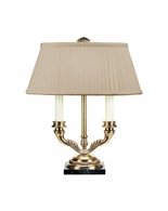 65038 Frederick Cooper Brass Antique Trevor Lamp