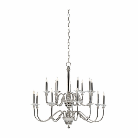 67053 Wildwood Lamps Madison Chandelier