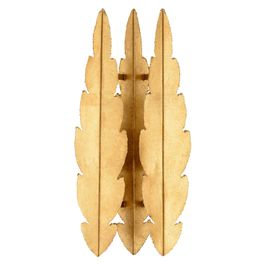 67240 Wildwood Lamps Feather Sconce