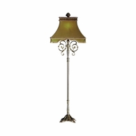 68062 Chelsea House Brass Lamp With Detailed Casting Brass Lamp With Detailed Casting Martignas Buffet Lamp
