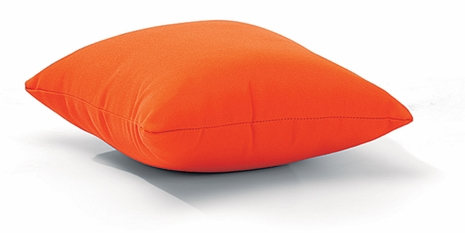 701900 Zuo Outdoor Laguna Outdoor Pillow in Orange Finish