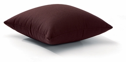 701905 Zuo Outdoor Laguna Outdoor Pillow in Espresso Finish