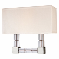 7102 Hudson Valley Alpine 2 Light Wall Sconce