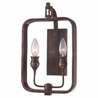 7402 Hudson Valley Rumsford 2 Light Wall Sconce