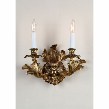 7793 Wildwood Lamps Wall Sconce