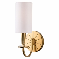 8021 Hudson Valley Mason 1 Light Wall Sconce
