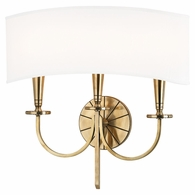 8023 Hudson Valley Mason 3 Light Wall Sconce