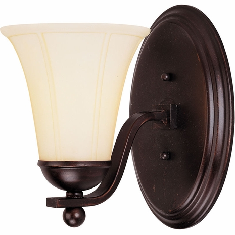 9-6908-1-13 Savoy House Karyl Pierce Paxton Vanguard 1 Light Sconce with English Bronze Finish
