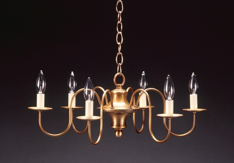 900 Northeast Lantern Chandelier (6) Light Candelabra Hanging Fixture With Multiple Glass & Finish Options