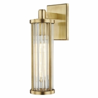 9121 Hudson Valley Marley 1 Light Wall Sconce
