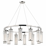 9142 Hudson Valley Marley 12 Light Pendant