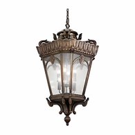 9568LD Kichler Traditional Outdoor Hanging Pendant 8Lt