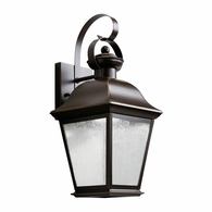 9708OZLED Kichler Traditional - Medium Outdoor Wall 1Lt LED
