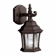 9788TZ Kichler Traditional - Small Outdoor Wall 1Lt