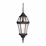 9892TZ Kichler Traditional Outdoor Hanging Pendant 1Lt