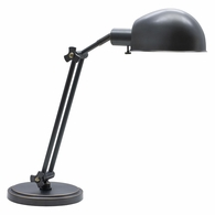 AD450-OB House of Troy Addison Adjustable Oil Rubbed Bronze Pharmacy Desk Lamp