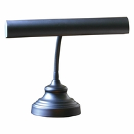 "AP14-40-7 House of Troy Advent 14"" Black Piano/Desk Lamp"