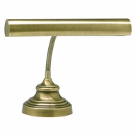 "AP14-40-71 House of Troy Advent 14"" Antique Brass Piano/Desk Lamp"