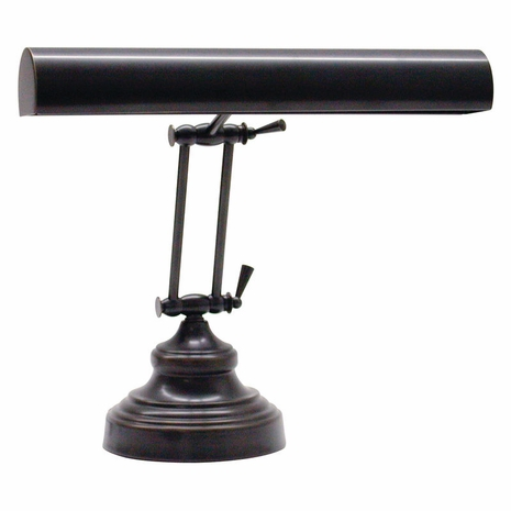 "AP14-41-91 House of Troy Advent 14"" Oil Rubbed Bronze Piano/Desk Lamp"