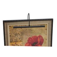 """APL16-7 House of Troy Advent Profile LED 16"""" Black Picture Light"""