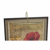 "APR16-71 House of Troy Advent Profile 16"" Antique Brass Picture Light"