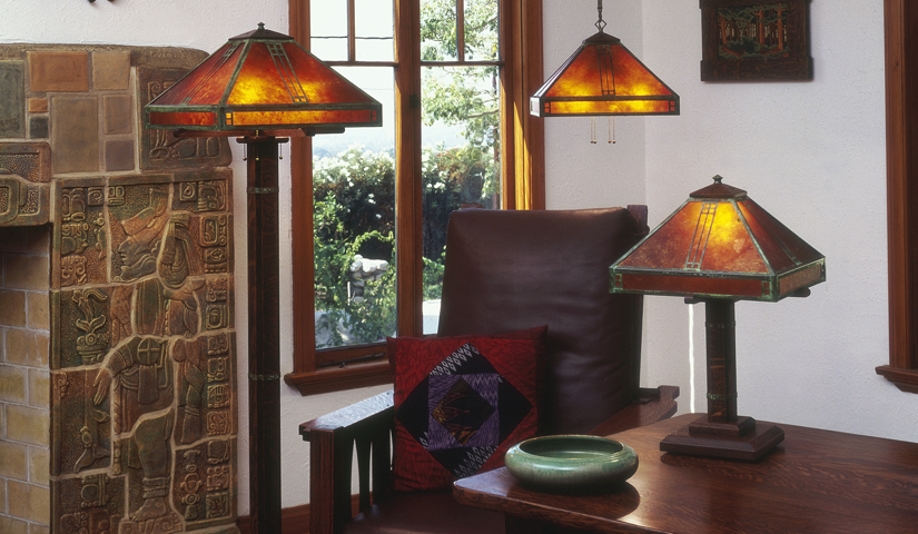 Arroyo Craftsman Floor Lamps
