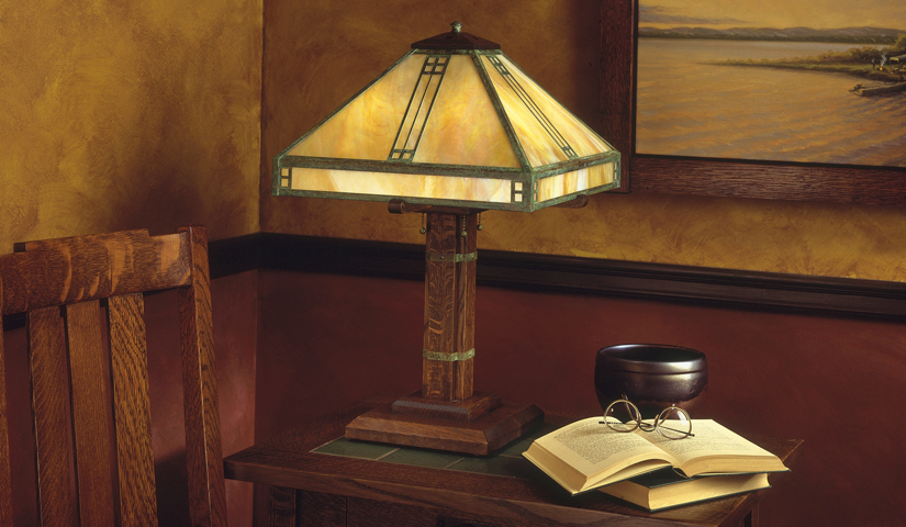 Arroyo Craftsman Table Lamps