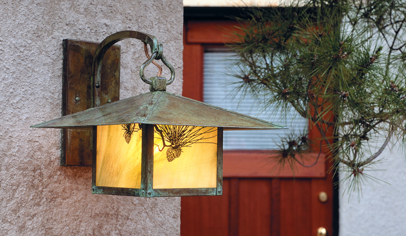 Arroyo Craftsman Wall Sconce Lighting