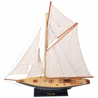 AS053 Authentic Models Pen Duick Sailing ship, Dark Green
