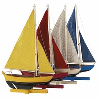 AS170 Authentic Models Sunset Sailors, Set of 4