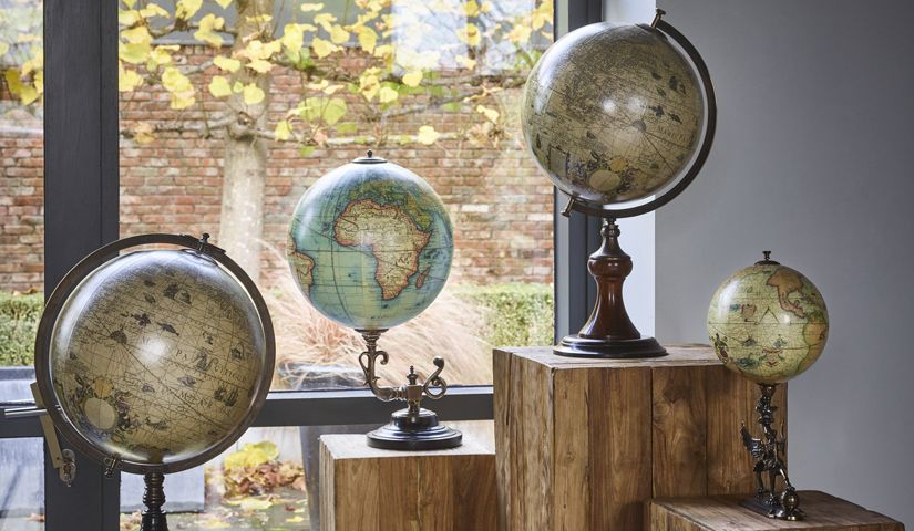 Authentic Models Globes Collection