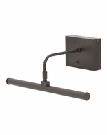 "BSLED14-91 House of Troy Battery Operated Slim-LED 14"" Oil Rubbed Bronze Picture Light"
