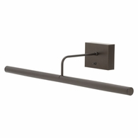 """BSLED24-91 House of Troy Battery Operated Slim-LED 24"""" Oil Rubbed Bronze Picture Light"""